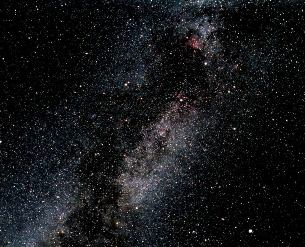 Cygnus Milky Way