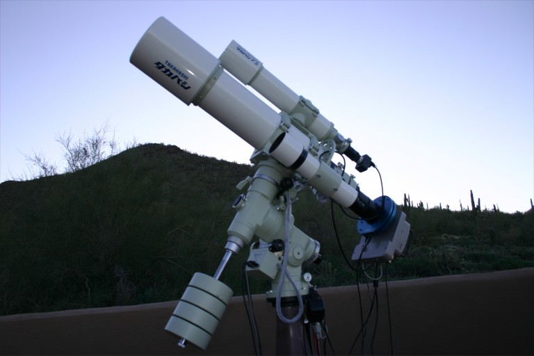 Takahashi FCT-150 Telescope