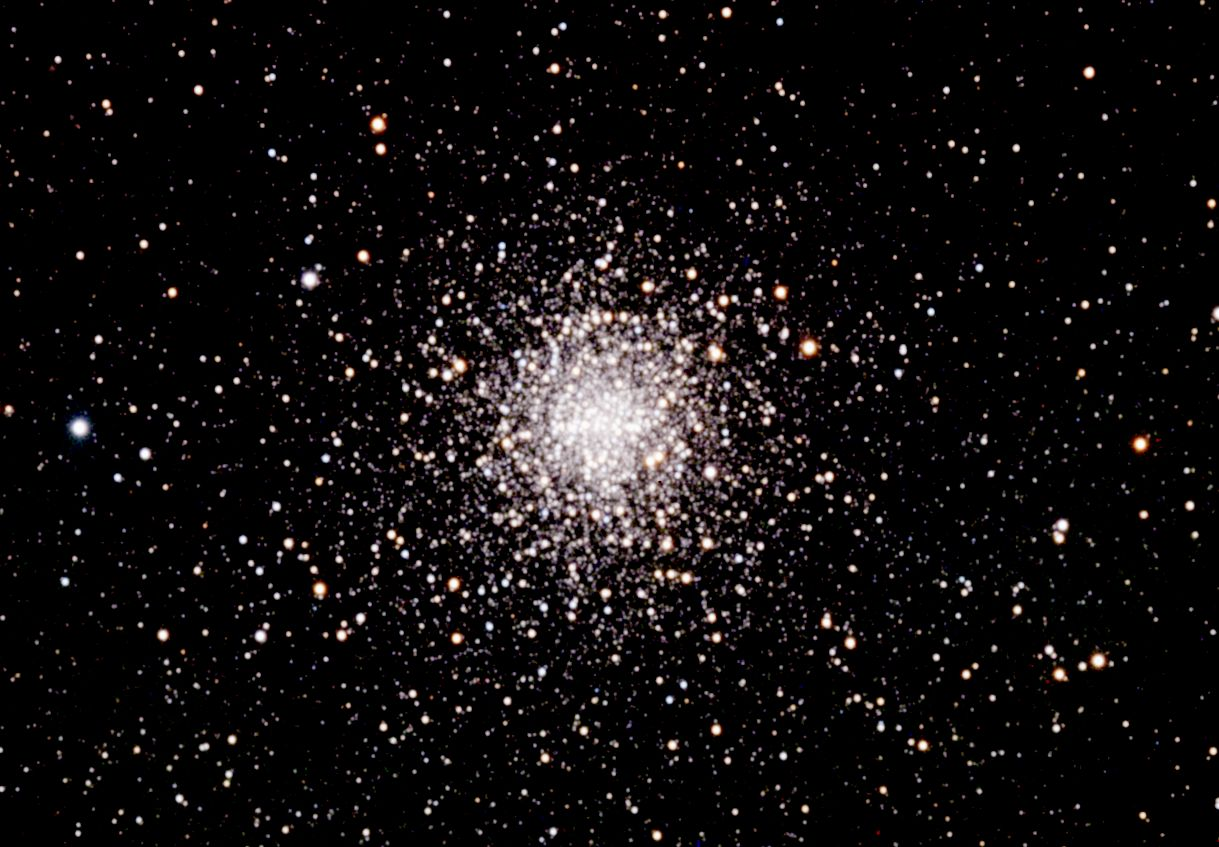 white star cluster - photo #43