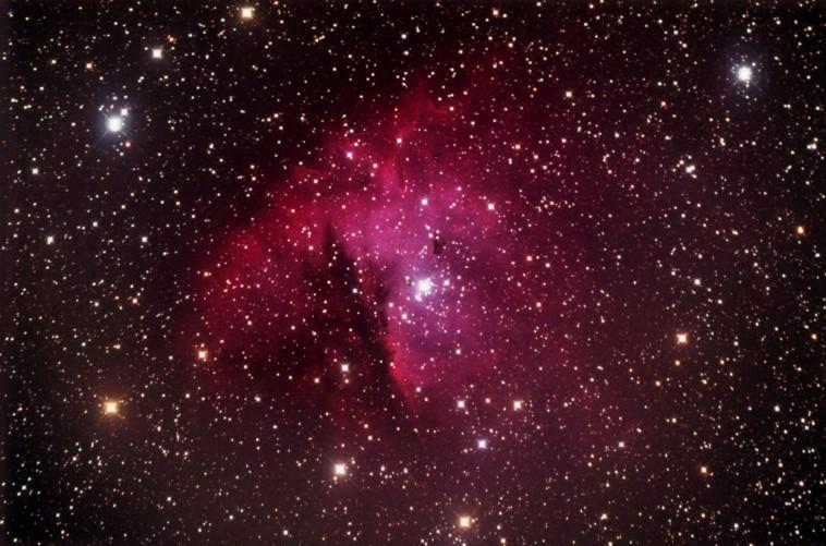 pacman nebula - photo #37
